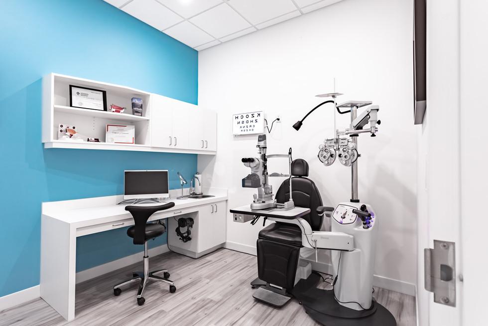 The Kennedy Eye Clinic 9