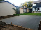 Rockstar Concrete Saskatoon, Residential Concrete Saskatoon, Concrete Contractor Saskatoon, garage pad saskatoon, concrete repair saskatoon, pour garage pad saskatoon, concrete slab saskatoon, slab concrete