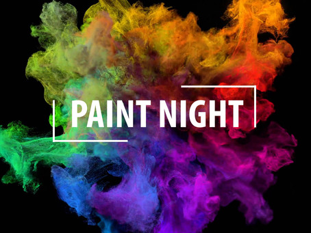 Paint Nights in the Hayloft!