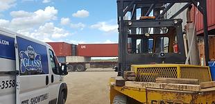 Heavy Equipment Glass Saskatoon