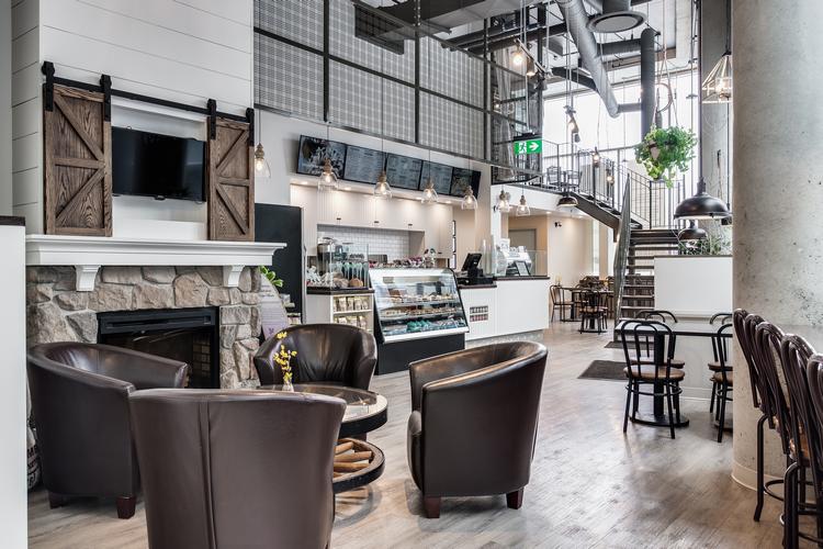 Home Quarter Coffee House Saskatoon