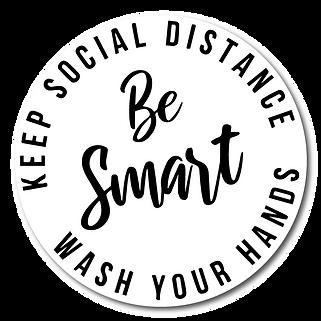 Social Distancing Signs Canada