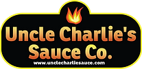 Uncle Charlie's Sauce Co. Logo