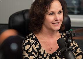 Elise at Microphone.JPG