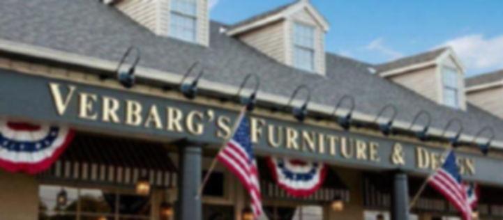 Verbarg's furniture Kenwood building exterior