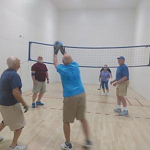Court Volleyball