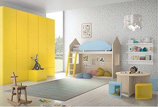 Dormitorios juvenil e infantil