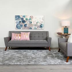 sofa estilo nordic