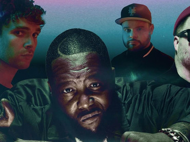 "Run the Jewels reimagina ""The Ground Below"" com Royal Blood"