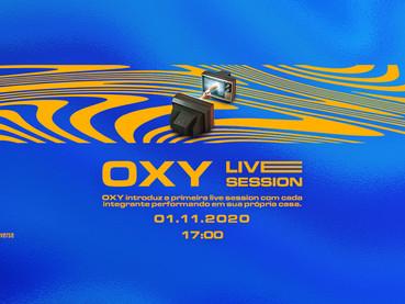 Oxy anuncia live remota, com apresentação do Boteco Indie