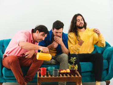 Banda Ellefante faz live nesta quinta (29) pelo projeto Acontece Cultura Itinerante