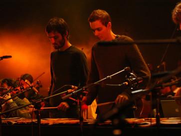 "Sigur Rós divulga ""Stendur æva"", do novo álbum produzido em 2002"