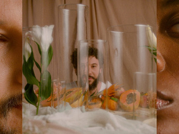 """Pedro Mann lança clipe sinestésico para """"Faz Tempo"""", prévia de seu novo disco"""