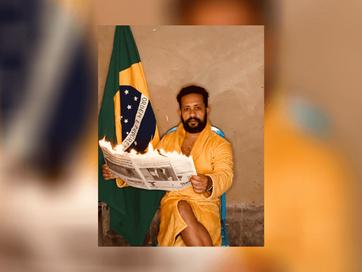 """Janu faz um apelo ao despertar do """"Povo Brasileiro"""" em seu novo single"""
