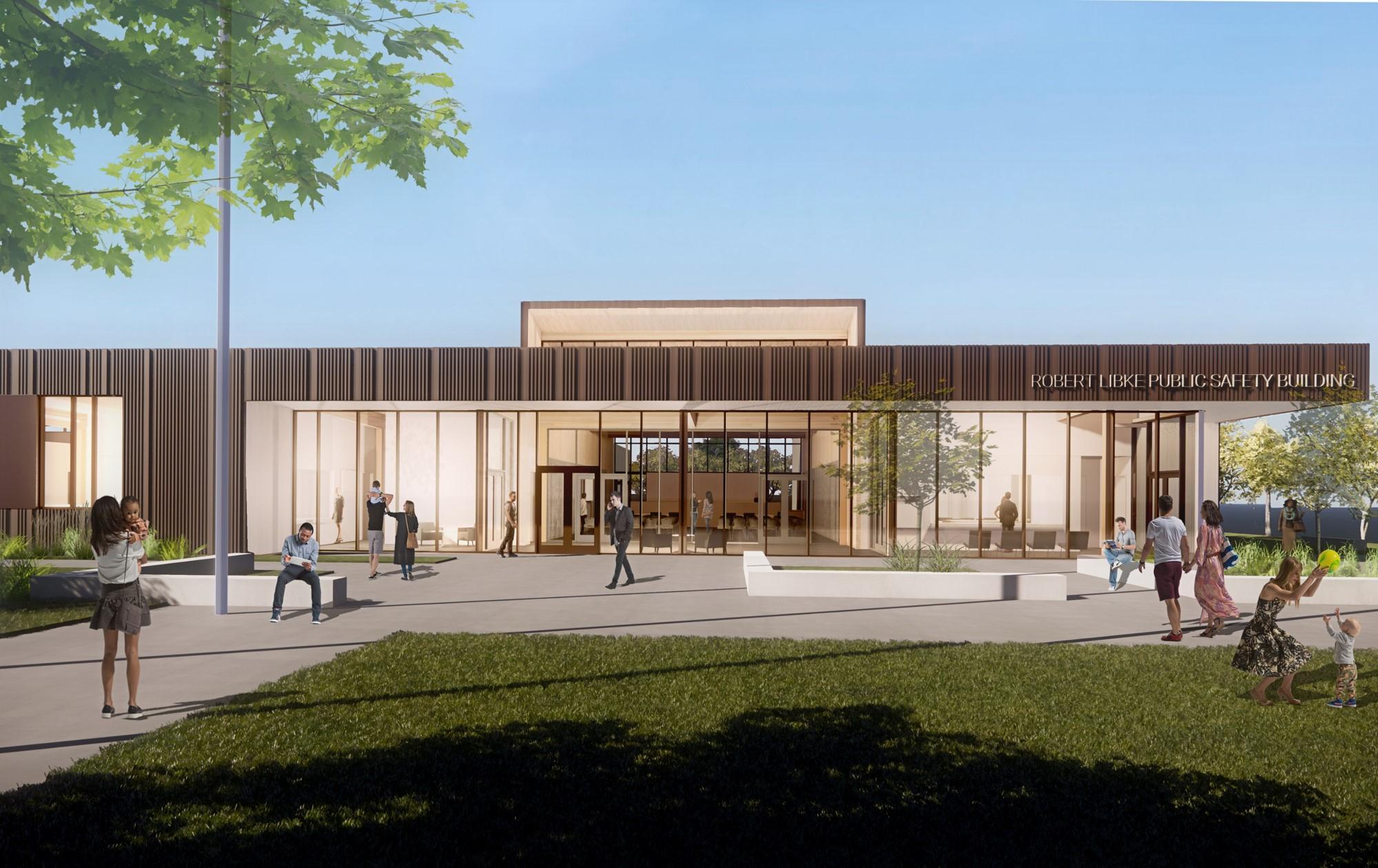 Robert Libke Public Safety Building