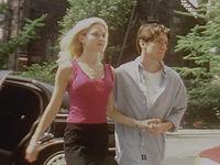 Katherine Bailess and Matt Berck.  The Bootlegger.