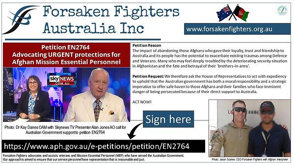Forsaken Fighters Petition.jpg