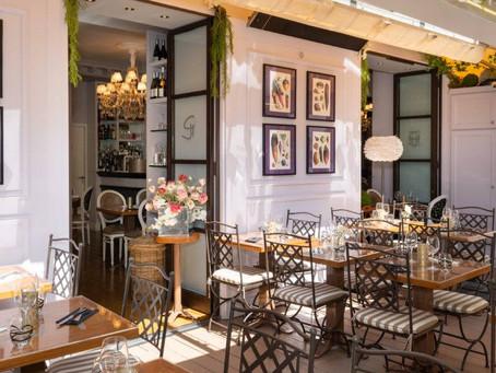 Restaurant 'La Gaudinade' reopens in Mougins