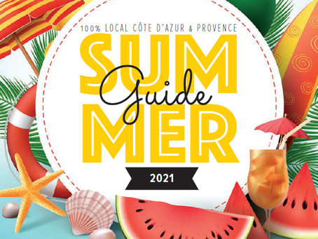 The 2021 Riviera Press Summer Guide to the Côte d'Azur