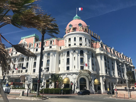 Nice's Hotel Negresco reopens after 6 months