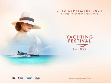 2021 ist das Cannes Yachting Festival zurück – größer als je zuvor