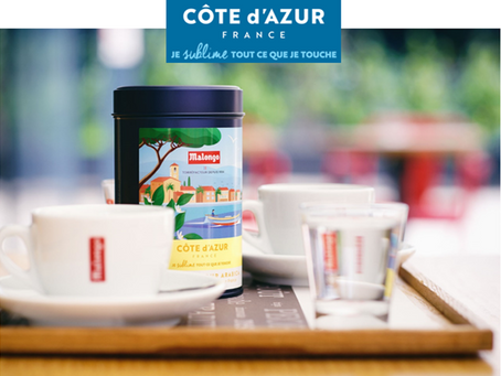 Malongo coffee joins the Côte d'Azur brand and opens in Gare du Sud