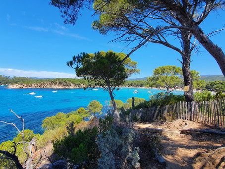 Top 5 secluded beaches on the Côte d'Azur