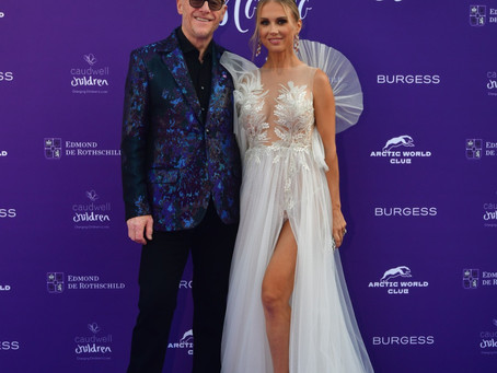 Philanthropists gather in Monaco for the Butterfly Ball, supporting UK charity