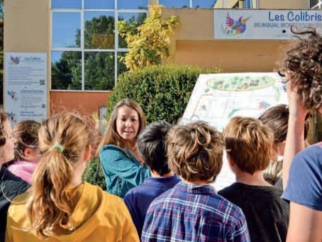 Les Colibris International Montessori School: Open Day 29 May