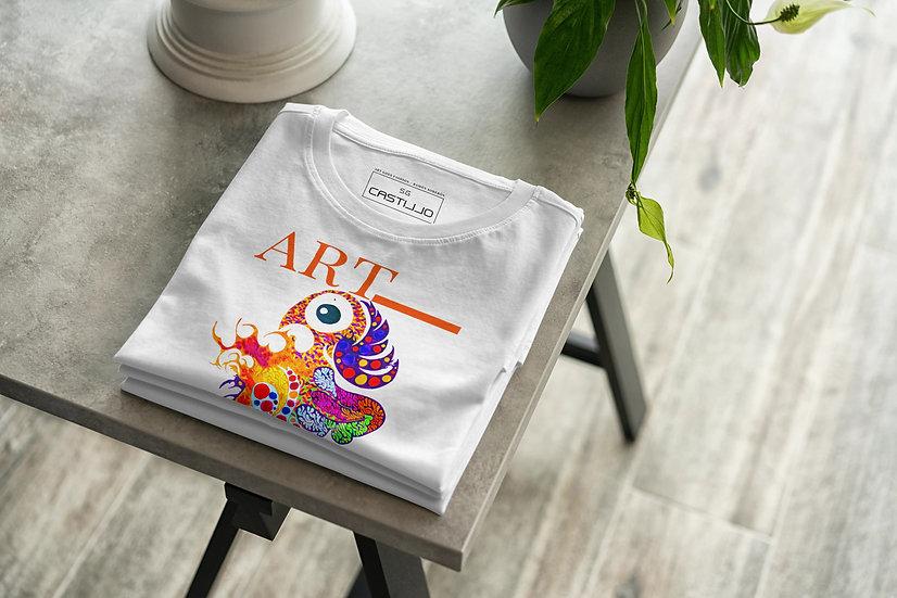 "Unisex T-Shirt ""ART IS LIFE"""