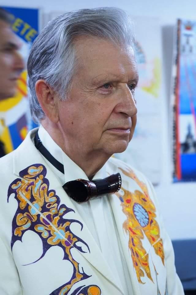 The actor Fernando de Eribe