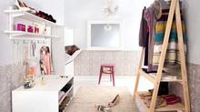 Closet feminino: como organizar
