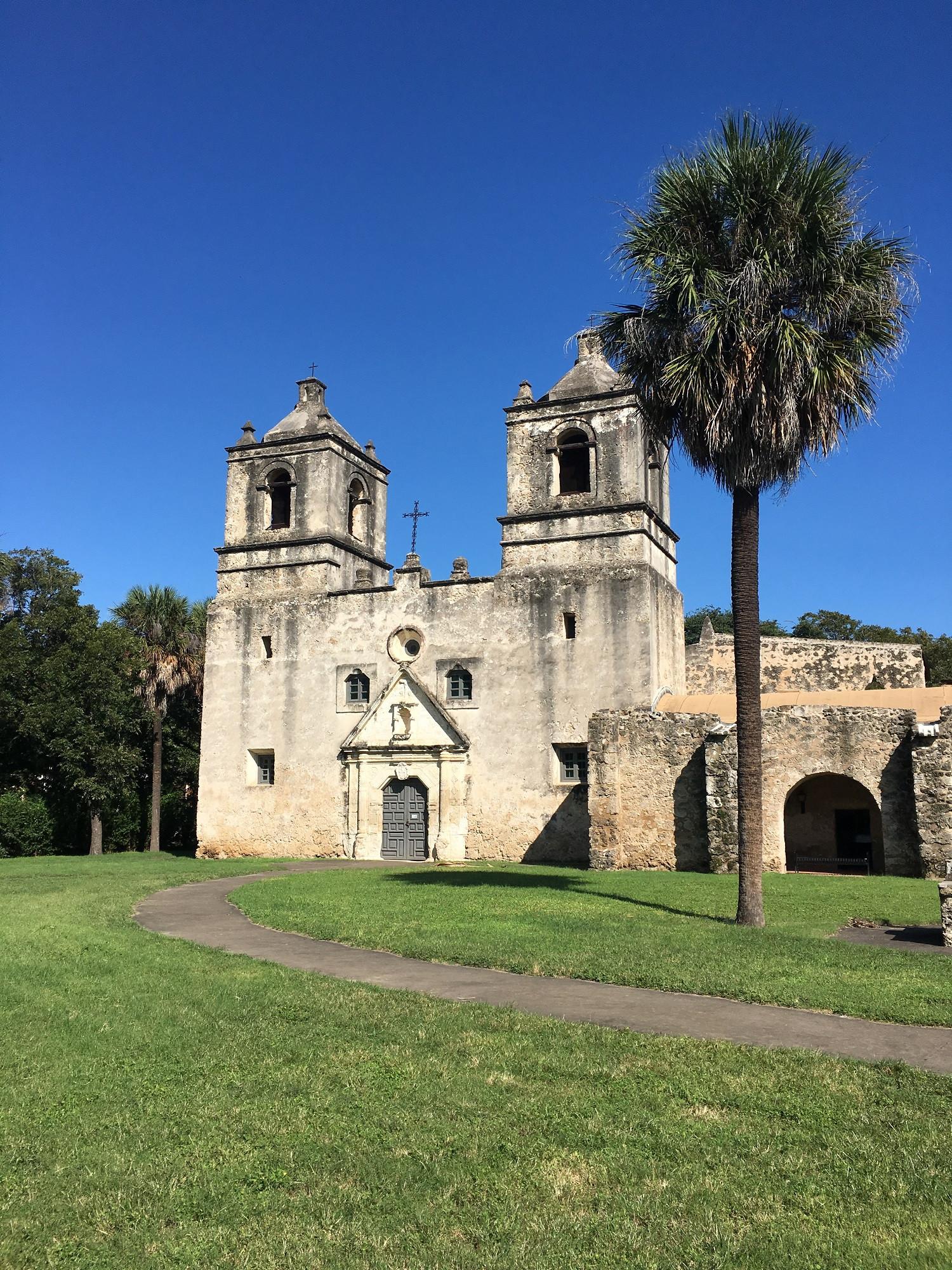 Historic Mission Tour