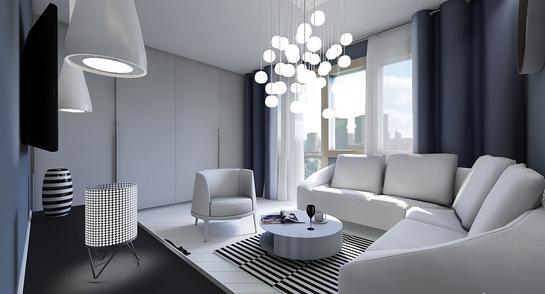 Salon mieszkanie Piła