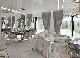 Koncepcja Projektowa Salonu z Jadalnią _ Dom Piła.jpeg.jpeg