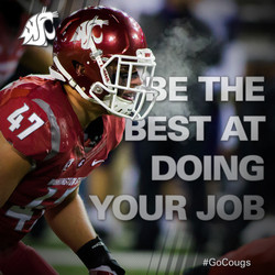 BE THE BEST AT DOING YOUR JOB