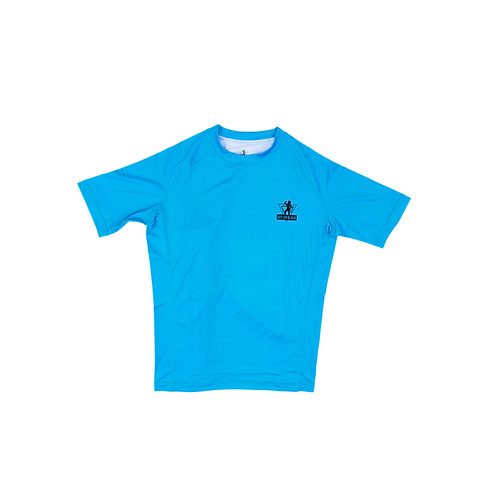 """GLO BLUEBERRY """"DRY FIT TEE"""""""