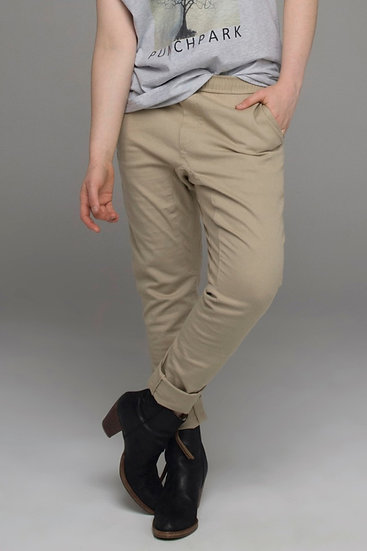 "Punch Park ""Ranger"" chino pants in beech"