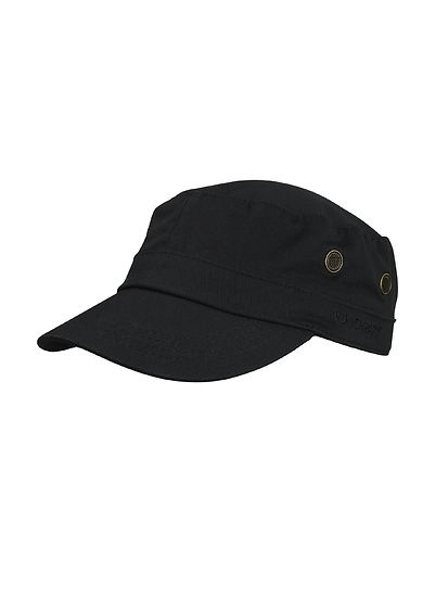 "Punch Park ""Cargo"" hat in black"