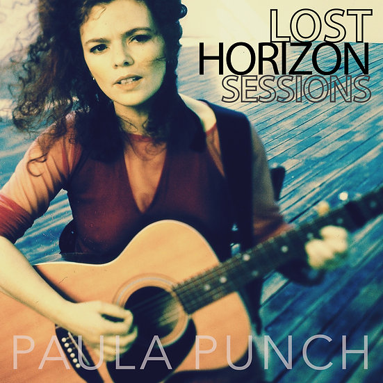 """Lost Horizons Sessions"" EP by Paula Punch"
