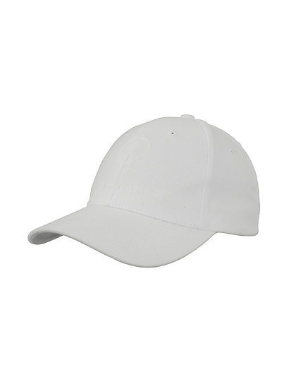 "Punch Park ""Logo"" hat in white"