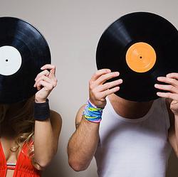 Recycled Vinyl Records
