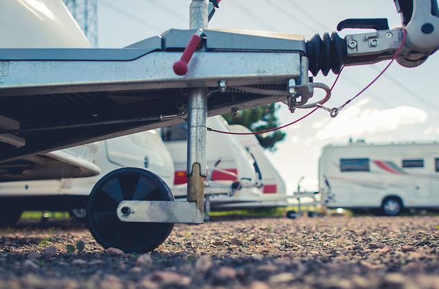 Recreational Vehicles Parking Storage or