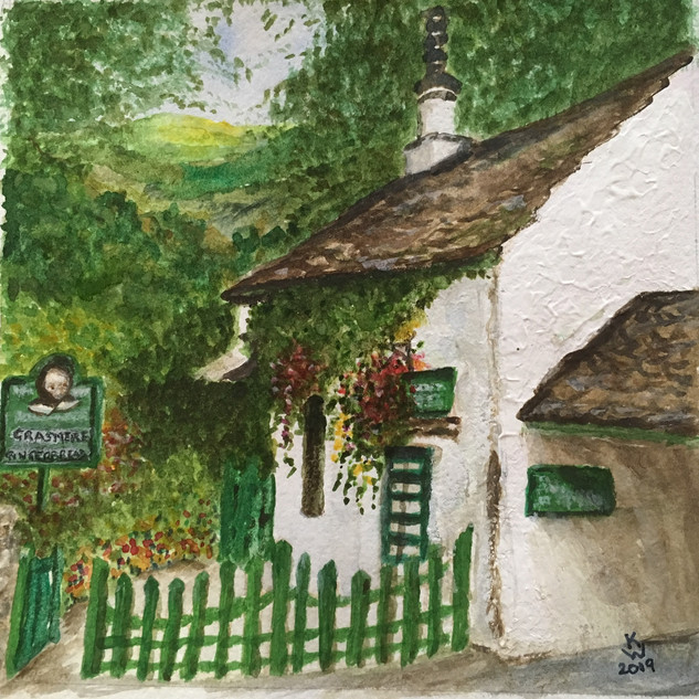 Grasmere Gingerbread Shop, Cumbria