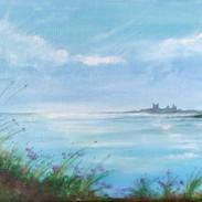 Sea Lavender at Dunstanburgh