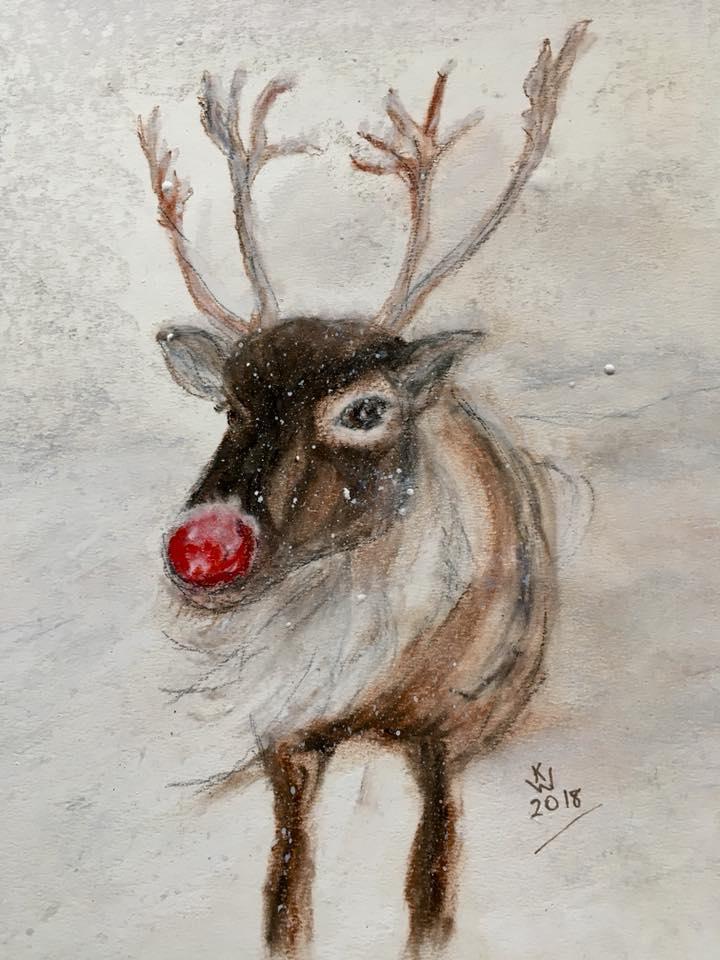 Rambling Rudolph
