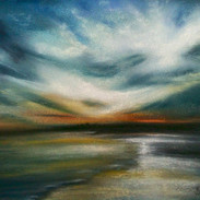 The Storm is Over, Seaton Sluice Beach