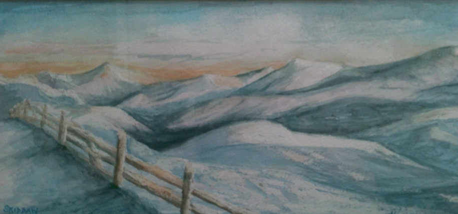 Skiddaw in the Snow 300.JPG