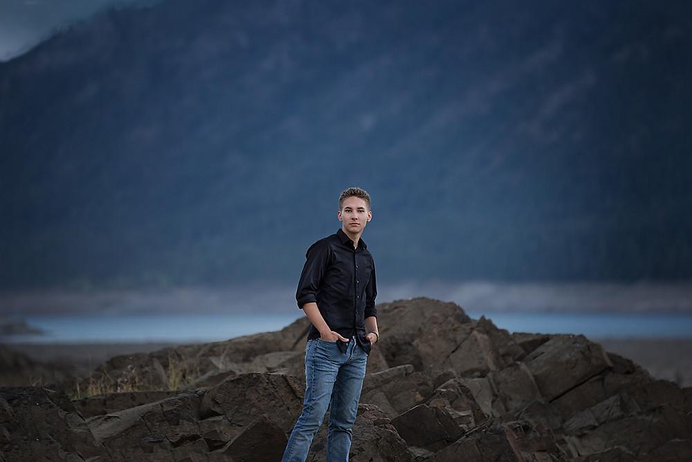 Bellevue Senior Photographer