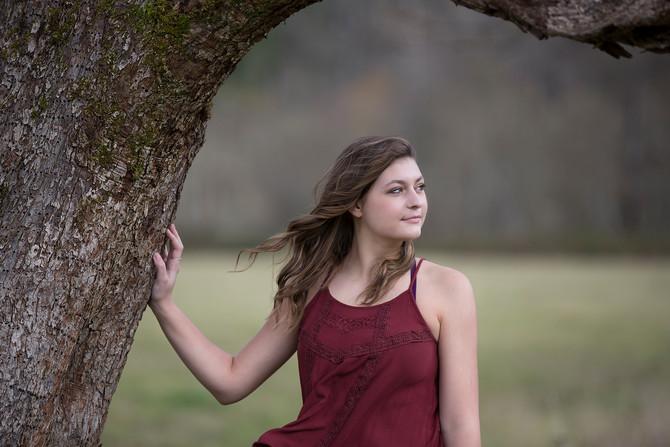 {Seattle Senior Photographer}| Emily